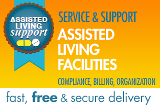 Pharmacy Support For Assisted Living Facilites, Hospice, Nursing Homes, Board