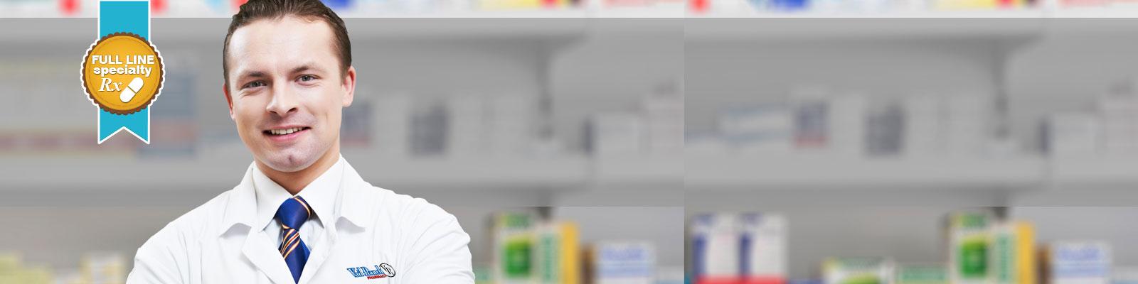Full Service Pharmacy, No Lines, No Waiting