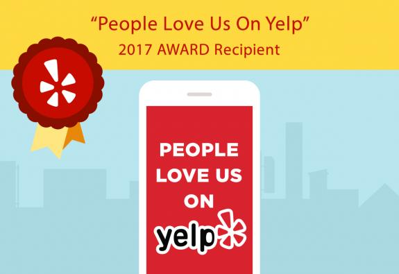 "Vail Ranch Pharmacy Receives ""People Love Us On Yelp"" 2017 Award Recipient"