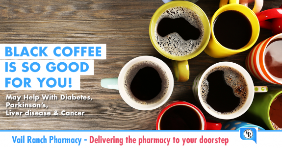 Coffee May Help Fight Diabetes, Parkinson's, Liver disease & Cancer