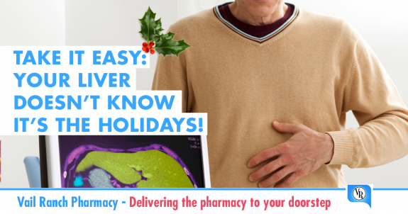 Things To Consider: Your Liver Doesn't Know It's the Holidays!