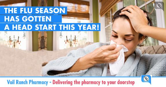2017-2018 Flu Season, Be safe and vaccinate