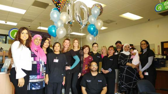 Vail Ranch Pharmacy Celebrates it's 10th Anniversary