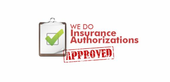 We do Insurance Autohrizations
