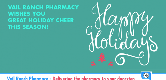 Vail Ranch Pharmacy Holiday Hours