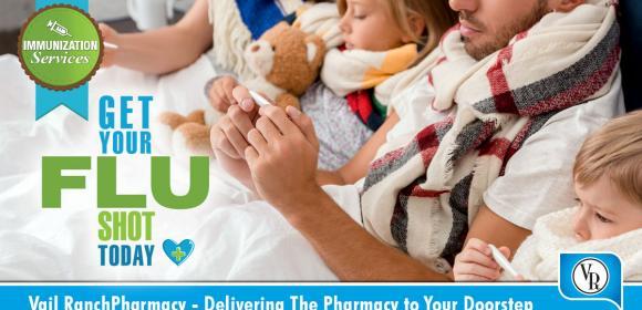 Flu Shots at Vail Ranch Pharmacy in Temecula