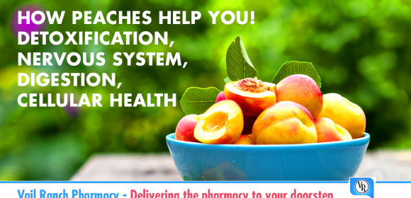 Culinary Usage: Due to the abundance of health promoting compounds, delicious flavor and low calories, peaches are often added as an ingredient in various healthy recipes such as yogurts, shakes, and cakes.