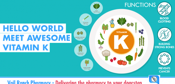 Hello World Meet Awesome Vitamin K