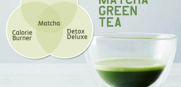 THE BENEFITS OF MATCHA GREEN TEA