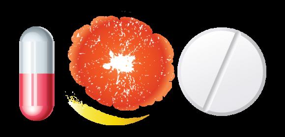 Grapefruit Juice Can Interact With Certain Medicines