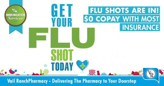 Flu, Flu Shot, Influenza, Vaccine, Temecula, Vail Ranch Pharmacy